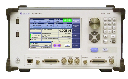EIDEN TV Signal Generator & related equipment